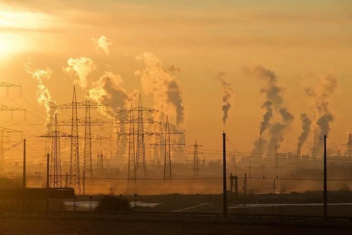 זיהום אוויר (אילוסטרציה: pikist)
