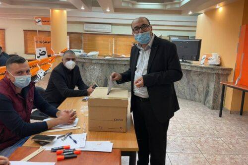 """הניצחון של סמי אבו שחאדה: צעירי בל""""ד עשו מהפך"""