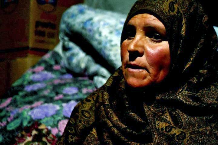 פארסה אבו עראם (צילום: רחל שור)