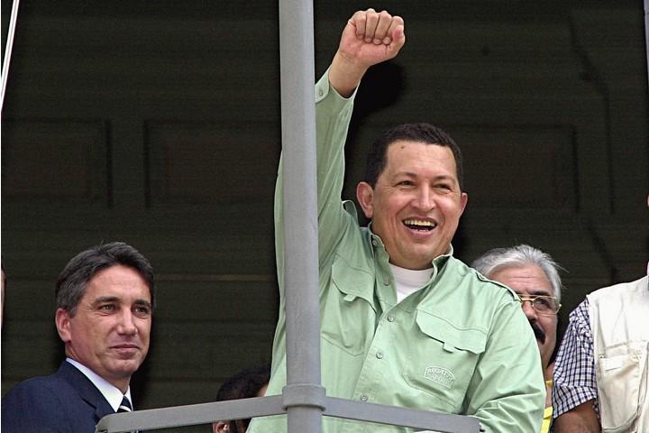 """ארה""""ב תכננה שתי הפיכות נגדו. הוגו צ'אווס (צילום: ויקטור סוארש, אגנסיה ברזיל, CC BY 3.0)"""