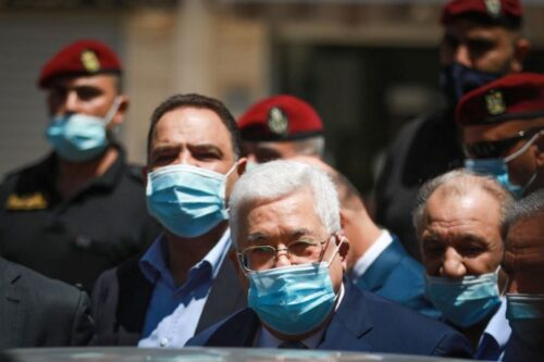 הרשות הפלסטינית: עם הימין מדברים, על המפלגות הערביות כועסים