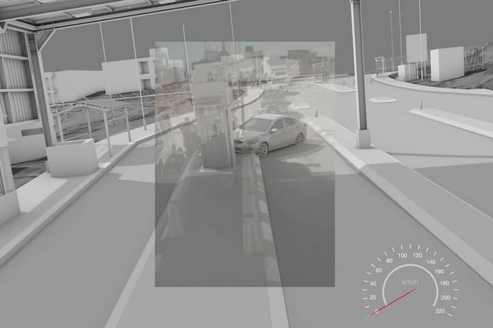 צילום מסך מתוך התחקיר של Forensic Architecture