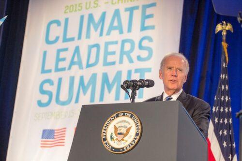 """ביידן ממצב את עצמו כנשיא הכי סביבתי בהיסטוריה של ארה""""ב"""