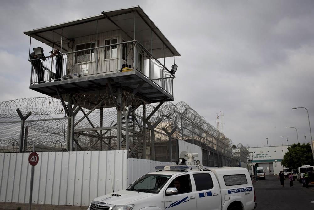 מתחם כלא איילון ברמלה (צילום: אורן זיו)
