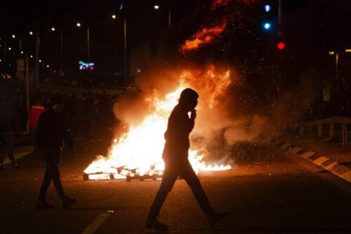ארגוני הפשיעה והמדינה בצד אחד, האזרחים הערבים בצד השני