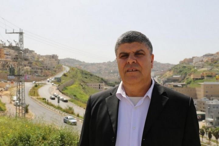 """ראש עיריית אום אל פחם, ד""""ר סמיר מחאמיד (צילום: אתר ערב48)"""