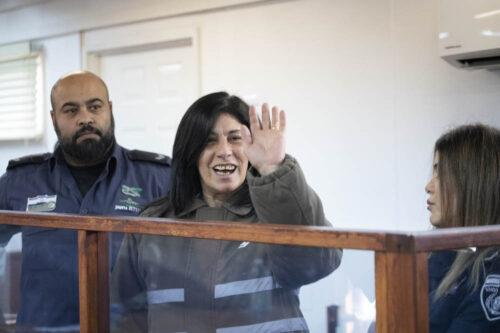 לא רק חאלדה ג'ראר, כל הפוליטיקה הפלסטינית כלואה בישראל