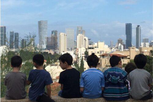 ילדים שיש להם עיר: הגישה שמחברת את החינוך למרחב