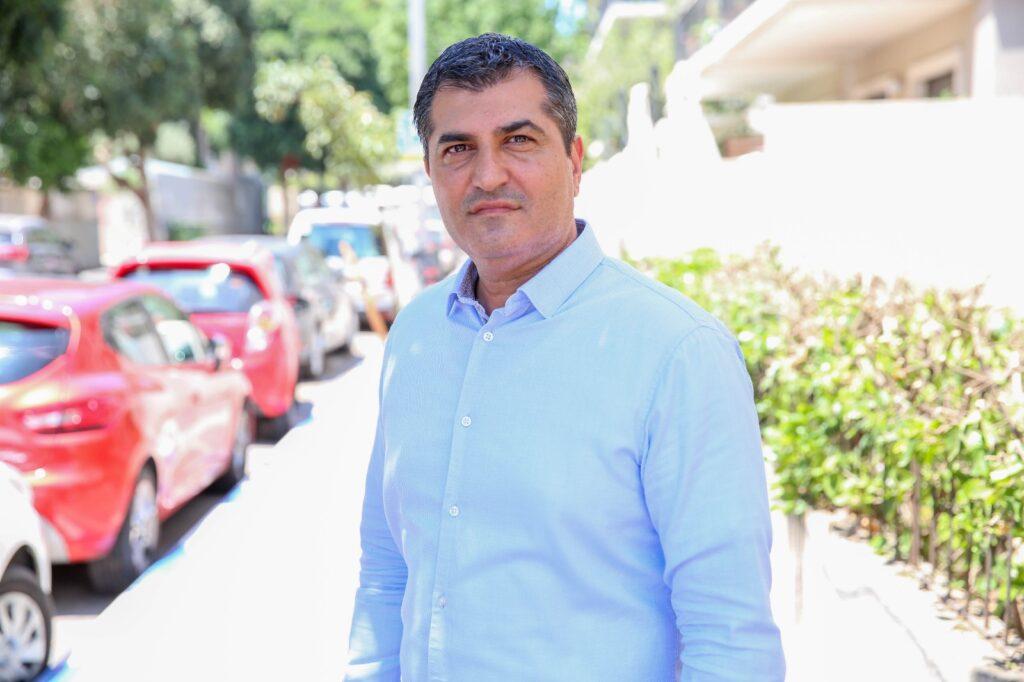 """עו""""ד אמיר בדראן (צילום באדיבות המצולם)"""