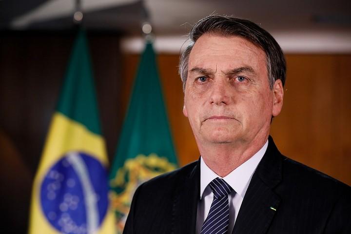 צונח בפופולריות. נשיא ברזיל ז'איר בולסונארו (צילום: Isac Nóbrega/PR, cc-by-2.0)