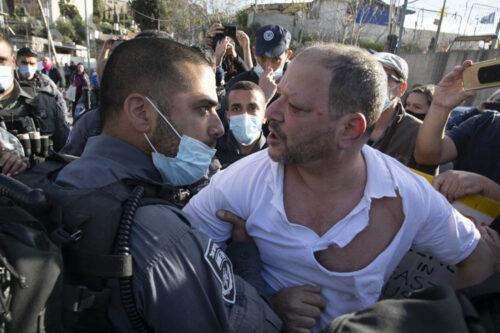 האלימות כלפי עופר כסיף: הפער בין הודעת המשטרה למציאות