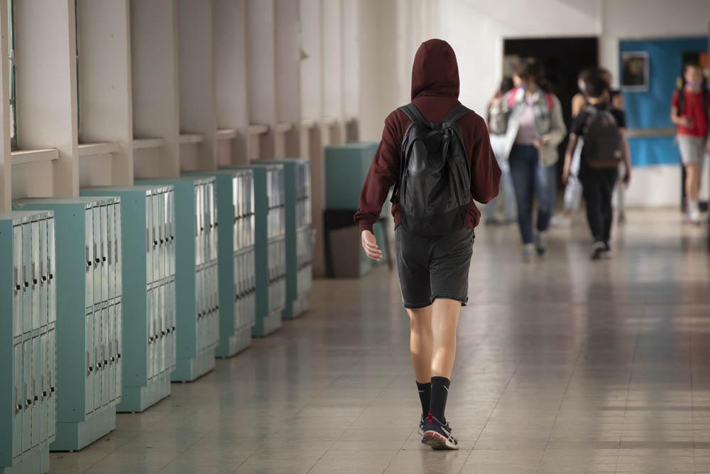 שיעור בתי הספר בלי מנהל שקיבל הכשרה וזכה במרכז נמצא בירידה. בית ספר בתל אביב (צילום: אורן זיו)