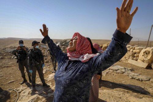"""דו""""ח אמנסטי: ישראל ממשיכה להפר זכויות אדם ואת החוק הבינ""""ל"""