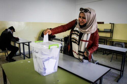 מועמדות פלסטיניות: ביטול הבחירות יפגע גם במאבק בפטריארכיה