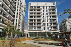 פרויקט שוק העלייה בתל אביב (צילום: יונית מוזס)