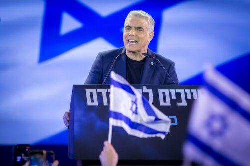 הפלסטינים מקווים לשינוי? לפיד ובן גביר דומים מדי