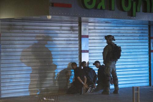 """""""למבצע חוק וסדר אין קשר לפשיעה, הוא נועד רק לכופף את הערבים"""""""