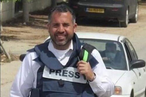 עיתונאי פלסטיני שובת רעב מזה 13 ימים במעצר מינהלי