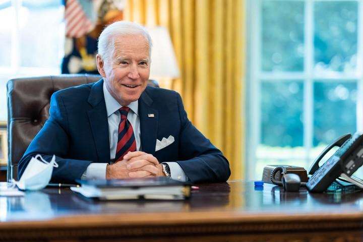 """נשיא ארה""""ב, ג'ו ביידן (צילום: הבית הלבן)"""