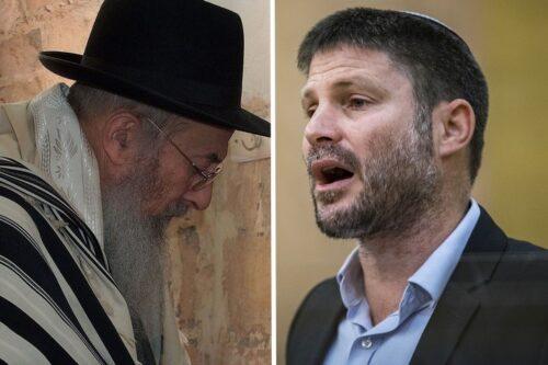 זה לא ויכוח שולי: בתוך כל יהודי ישראלי מסתתר רב טאו קטן