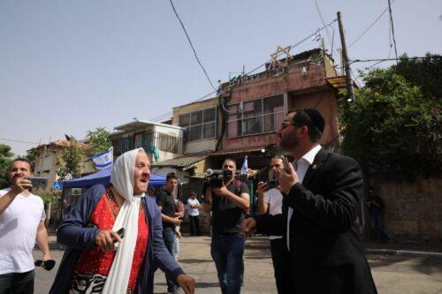 אלה הם פני הגוג ומגוג שלנו במזרח ירושלים