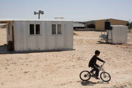 הישוב הוכר לפני עשור, עד היום עוד אין תשתיות. הכפר ביר הדאג' בנגב (צילום: אקטיבסטילס)