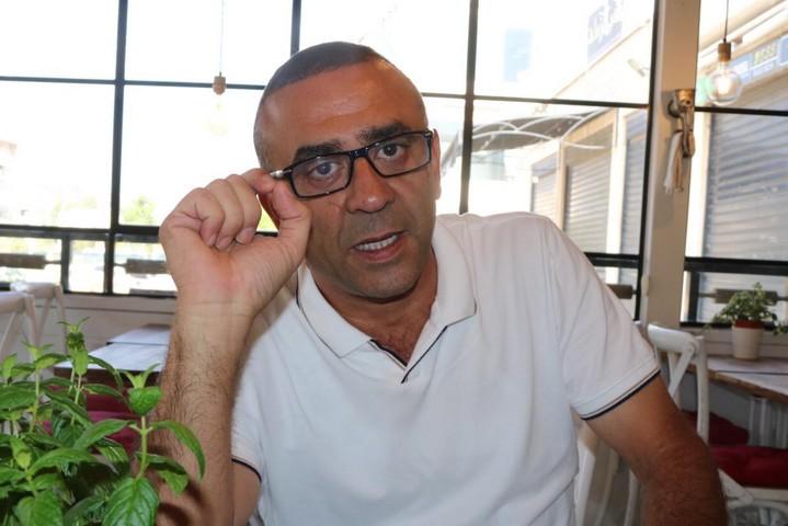 מוראד חדאד (צילום: באסל שליאוט)