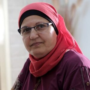 אומיימה נאסר (צילום: עדי סגל)