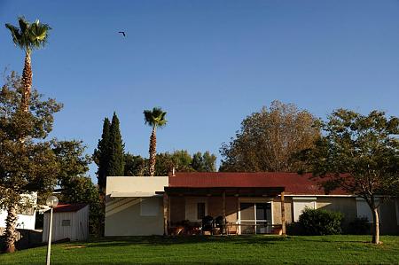 """ב""""מרחב הכפרי"""" שילמו תשלומים אפסיים תמורת הקרקע. בית בקיבוץ (צילום: קובי גדעון / לע""""מ)"""