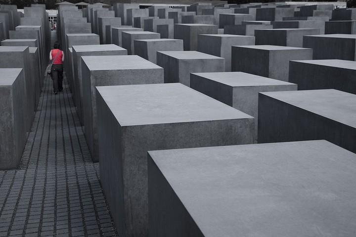 אנדרטת השואה בברלין (צילום: Jorge Royan, CC BY-SA 3.0)