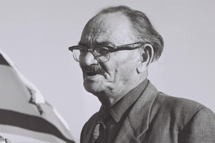 "יוסף ויץ (צילום: משה פרידן, לע""מ)"