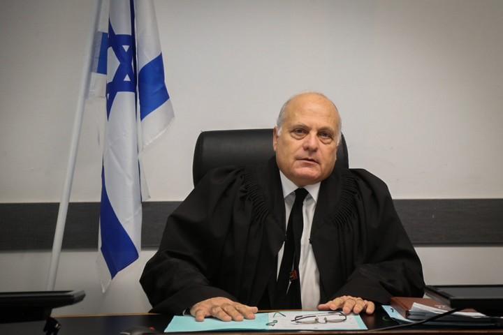 שופט העליון ג'ורג' קרא (צילום: פלאש90)