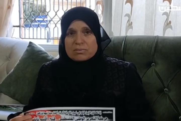 אמו של מוחמד חסן מבקשת את החזרת גופת בנה. (מדף הפייסבוק של קוסרה)