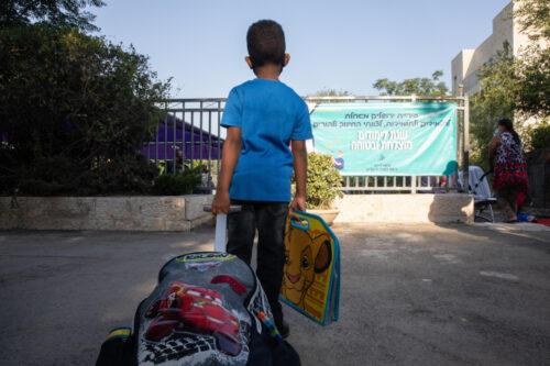 מפעל ההזנה לא מגיע לעל-יסודי, ו-50 אלף תלמידים נותרים רעבים