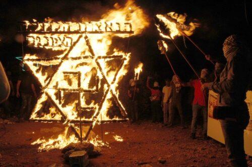 לא, מאבקם של תושבי ביתא אינו אנטישמי