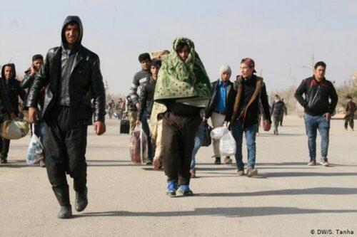 המשבר באפגניסטן מאיים להפוך לצרה איראנית חדשה