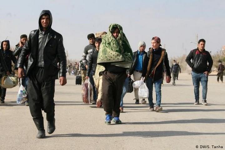 פליטים אפגנים באיראן