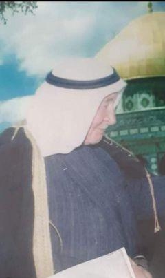 נעצר ב-1968, אביו נעצר ונהרג ב-1948. מוחמד אבו השהש (באדיבות המשפחה)