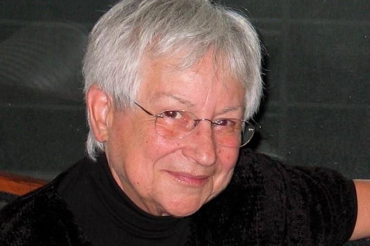 מרשה פרידמן (צילום: באדיבות טרי גרינבלט)