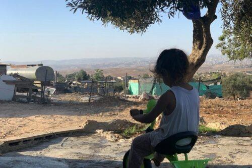 הכפר הפלסטיני שתושביו זקוקים להיתר מיוחד כדי להיכנס לגדה
