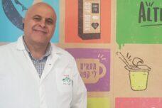 """ראיד זועבי, """"התמדה היא הבסיס להכל"""". ראיד זועבי, מנהל תחום פיתוח חלבון מהצומח בתנובה (צילום: באדיבות המצולם) (צילום: באדיבות המצולם)"""